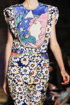Tsumori Chisato at Paris Fashion Week Spring 2013