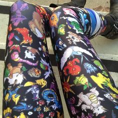 Pokemon Legz by Poprageous ($75)