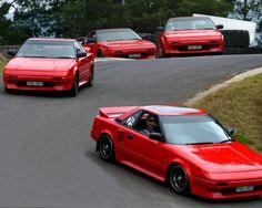 cars vehicles Toyota MR2  / 1280x1024 Wallpaper