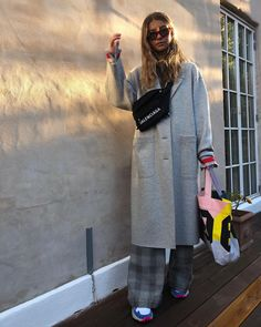 "Chloé Monchamp on Instagram: ""grey monday"" Winter Fits, Winter Looks, Winter Wear, Amsterdam Street Style, Street Chic, Street Wear, Chloe, Personal Style, Cool Outfits"
