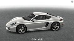 GT Silver 718 Cayman #Porsche #porsche911 #porschelife #cayenne #cars #car