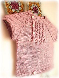 Isidora's little vest