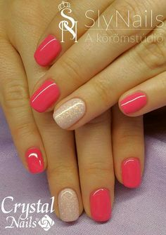 Nageldesign Coral Wedding Music: Areas And Options There will be music played throughout the day at Fancy Nails, Love Nails, Pink Nails, Colorful Nail Designs, Nail Art Designs, Colorful Nails, Stylish Nails, Trendy Nails, Dipped Nails