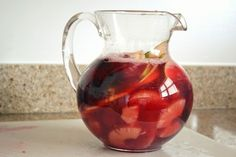 Outback blackberry sangria recipe.