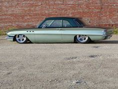 62 Buick Special- rare and low