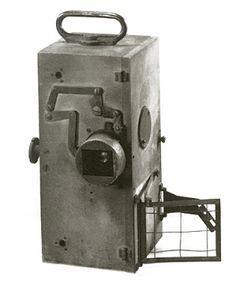 Oscar Barnack Motion Picture Camera