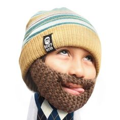 Kid Collection - Beardhead.com Berretto Di Lana A Maglia 6741a61531b5