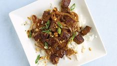 Vietnamese-Style Beef with Garlic, Black Pepper, and Lime - FineCooking