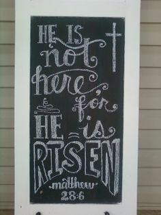 My Easter shutter