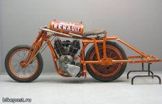 Ретро байк BAC Meyer 1928