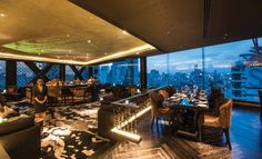 Maya - Upscale Bangkok Indian Restaurant with a view