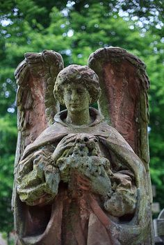 Angel In Todmorden by rvanr, via Flickr