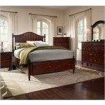 Bookcase bed bookcases and headboards on pinterest - Broyhill hayden place bedroom set ...