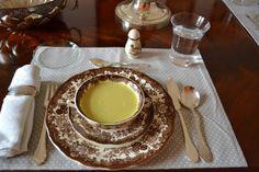 Crema de puerro con curry Healthy Recipes, Healthy Food, Panna Cotta, Curry, Ethnic Recipes, Soups, Vegetables, Diary Book, Dulce De Leche