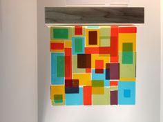 Mid Century Modern Art  (Sold)  Will do custom orders http://www.coastalartglass.com