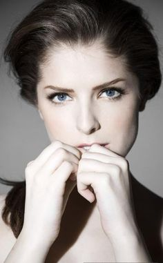 Anna Kendrick. I LOVE THIS GIRL. Great talent