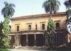 Foto atual da casa de Juan Pedro Baró - Cuba