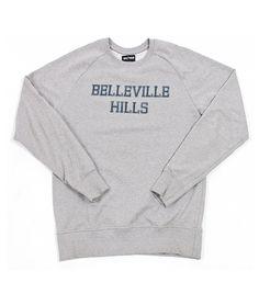 Monsieur No/One Paris Belleville Hills T-Shirt