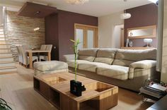 Imagini pentru sufragerii Sofa, Couch, Home Interior Design, Home Remodeling, House Design, Modern, Furniture, Home Decor, Google