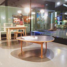 #designbutik at #wohnbedarfbasel #maxbill #dreirundtisch #wohnbedarf #wbform #guteform #swissdesign
