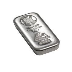 Münzbarren Fiji Silber