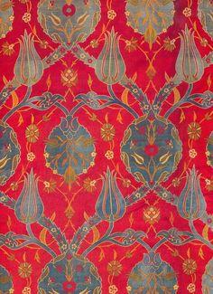 Silk, Topkapi Museum, Istanbul
