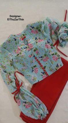 Source by panchalsapna blouses patterns Saree Blouse Neck Designs, Fancy Blouse Designs, Choli Designs, Myanmar Dress Design, Sleeves Designs For Dresses, Stylish Blouse Design, Designer Blouse Patterns, Blouse Models, Sarees