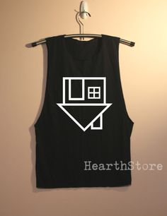 The Neighbourhood Shirt Muscle Tee Muscle Tank Top by HearthStore