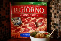 Thanksgiving Holiday with Nestle #PlanAhead #shop #cbias DiGiorno's pizza!