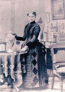 Sarah Patterson - My great great grandmother