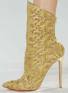 haute couture boots - Google Search