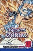 Knights of the Zodiac, Volume 19 (Saint Seiya): 108 Stars of Darkness -Masami Kurumada