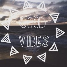 Good Vibes, I'd actually love that circle as a tattoo