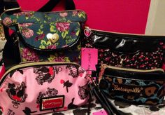 4pc Betsey Johnson Mixed Lot-Click For Details. Starting at $1 on Tophatter.com!