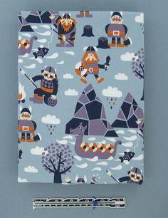 Vikings organic cotton elastane single jersey