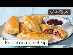 Video: empanadas met kip - Leuke recepten