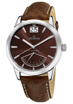 Grovana Watches for Men - Discover wearable watches here to find smart gear and wearables which actually work with your lifestyle at: topsmartwatchesonline.com