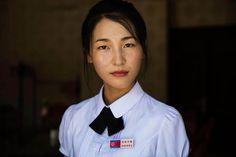 Atlas de belleza mujeres corea del norte