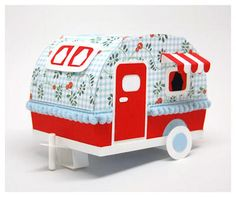 Happy Lil' Camper  Project made using products and the Happy Camper template from www.mytimemadeeasy.com