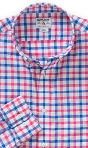 Red, white, and blue just looks great on Summers for some reason. This would be gorgeous on a Light Summer man.