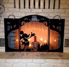 "8,081 Likes, 90 Comments - Disney At Home (@disney_at_home) on Instagram: ""Fall is in the air, and with cooler weather coming, who wouldn't want this adorable Mickey fire…"""