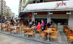 Sevinç Pastanesi, #Alsancak, #Izmir.. Bilmeyen İzmir'li yoktur..buluşma , tarif yerlerinden biridir..Elbet ürünleri de lezzetlidir.