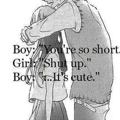 cute couple anime quotes The Random Vibez gets you the best collection of Cute Couple Quotes, Wallpapers, Images, Pictures for you to share and dedicate to your love of your life. Cute Couple Comics, Couples Comics, Cute Couple Quotes, Cute Quotes, Cute Couple Things, Kawaii Quotes, Cute Couple Gifts, Funny Quotes, Couples Quotes Love