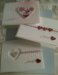 Pretty Valentine Cards
