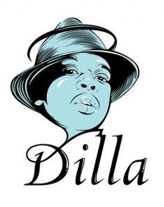 Happy Birthday J Dilla 1974-2006