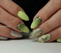 Elegant Nail Designs, Creative Nail Designs, Beautiful Nail Designs, Creative Nails, Different Nail Shapes, Different Nail Designs, Christmas Nail Designs, Christmas Nails, Stylish Nails