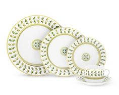Bernardaud Constance Dinner Plate  sc 1 st  Pinterest & Marisol Dinnerware Place Setting - I know the last thing I need is ...
