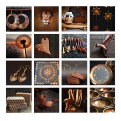 """""""Copper Etsy"""" by andreadawn1 ❤ liked on Polyvore featuring Hostess"""