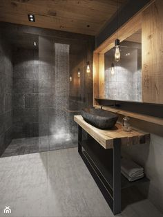 Bathroom Inspiration // House Interior Decor modern bathroom Bathroom Interior Design Trends 2019 63 Luxury Shower Designs Demonstrating Latest Trends in 2019 Modern Bathrooms Industrial Bathroom Design, Modern Bathroom Design, Bathroom Interior Design, Interior Decorating, Bathroom Designs, Decorating Bathrooms, Shower Designs, Modern Design, Glass Wall Design