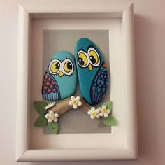 Crafty diy painted rock ideas all home decor pebble art, painted rocks Pebble Painting, Pebble Art, Stone Painting, Diy Painting, Ceramic Painting, Ceramic Art, Hobbies And Crafts, Diy And Crafts, Crafts For Kids